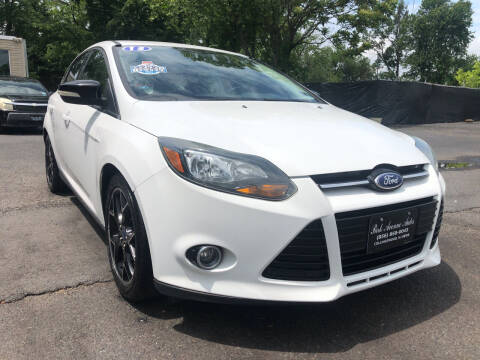 2013 Ford Focus for sale at PARK AVENUE AUTOS in Collingswood NJ