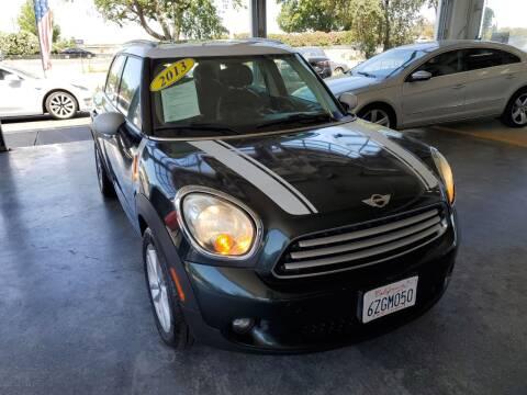 2013 MINI Countryman for sale at Sac River Auto in Davis CA