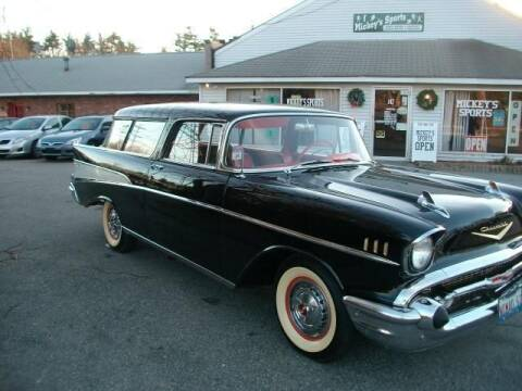 1957 Chevrolet Nomad for sale at Haggle Me Classics in Hobart IN