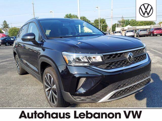2022 Volkswagen Taos for sale in Lebanon, PA