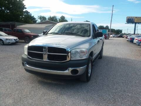 2008 Dodge Ram Pickup 1500 for sale at Space & Rocket Auto Sales in Hazel Green AL