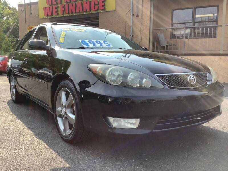 2005 Toyota Camry for sale at Active Auto Sales Inc in Philadelphia PA