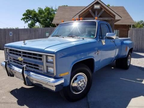 1986 Chevrolet C/K 30 Series for sale at Farha Used Cars in Wichita KS