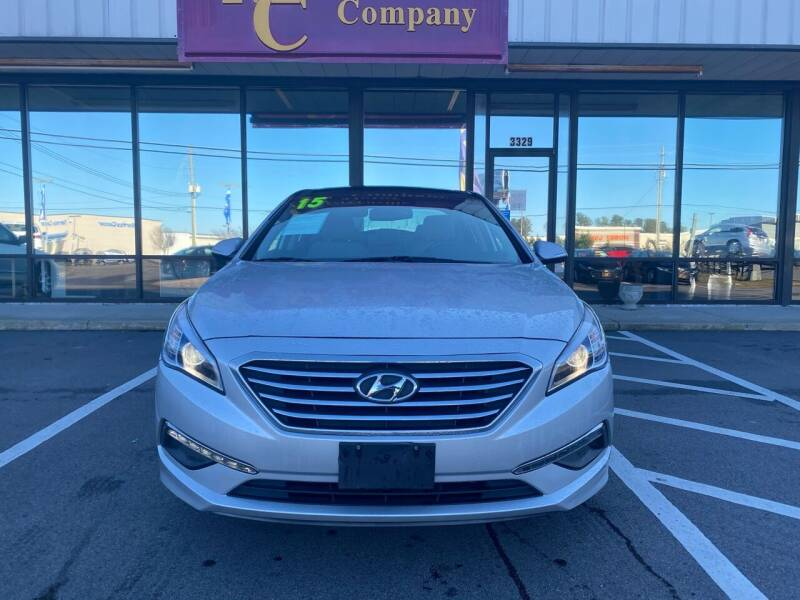 2015 Hyundai Sonata for sale at Greenville Motor Company in Greenville NC