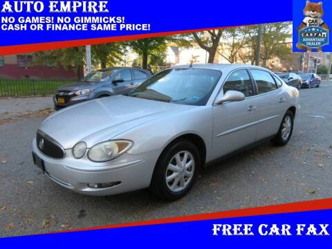 2005 Buick LaCrosse for sale at Auto Empire in Brooklyn NY