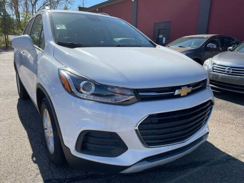 2017 Chevrolet Trax for sale at John Warne Motors in Canonsburg PA