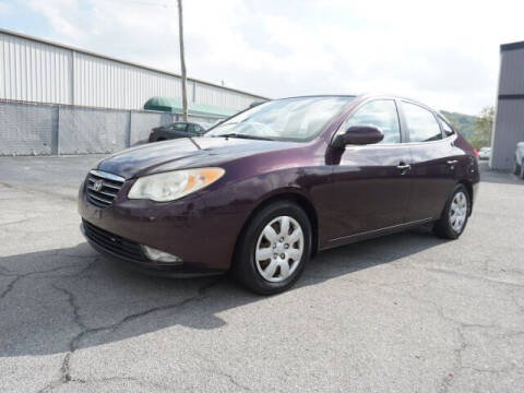 2008 Hyundai Elantra for sale at CHAPARRAL USED CARS in Piney Flats TN
