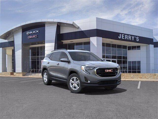 2021 GMC Terrain for sale in Weatherford, TX