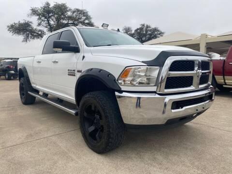 2014 RAM Ram Pickup 2500 for sale at Thornhill Motor Company in Hudson Oaks, TX