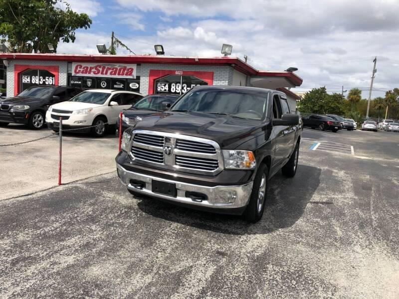 2016 RAM Ram Pickup 1500 for sale at CARSTRADA in Hollywood FL