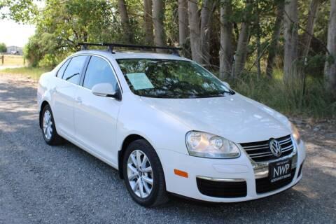 2010 Volkswagen Jetta for sale at Northwest Premier Auto Sales in West Richland And Kennewick WA
