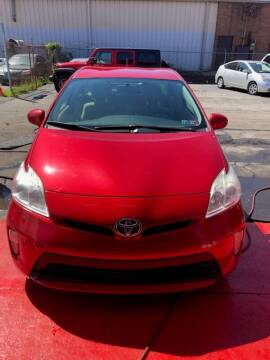 2012 Toyota Prius for sale at LAKE CITY AUTO SALES in Forest Park GA