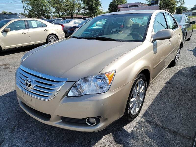 2008 Toyota Avalon for sale at Lakeshore Auto Wholesalers in Amherst OH