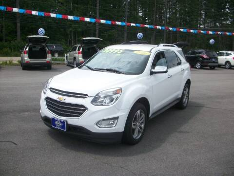 2016 Chevrolet Equinox for sale at Auto Images Auto Sales LLC in Rochester NH
