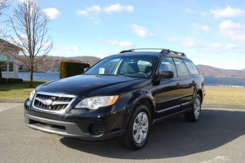 2008 Subaru Outback for sale at New Milford Motors in New Milford CT