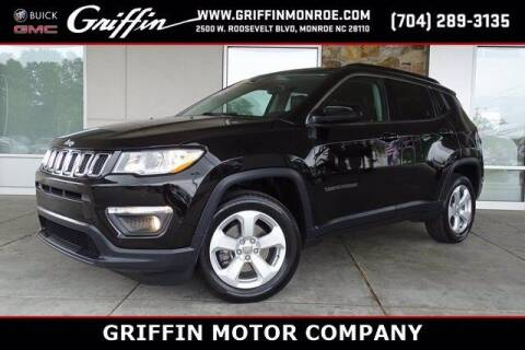 2018 Jeep Compass for sale at Griffin Buick GMC in Monroe NC