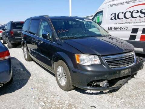 2012 Chrysler Town and Country for sale at Varco Motors LLC - Builders in Denison KS