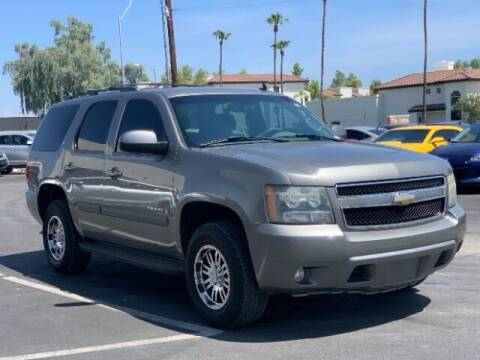 2008 Chevrolet Tahoe for sale at Curry's Cars Powered by Autohouse - Brown & Brown Wholesale in Mesa AZ