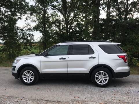 2017 Ford Explorer for sale at RAYBURN MOTORS in Murray KY