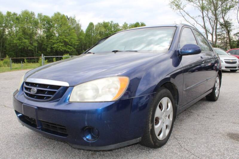 2006 Kia Spectra for sale at UpCountry Motors in Taylors SC