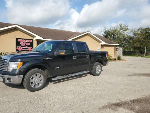 2011 Ford F-150 for sale at Brocker Autos in Humble TX