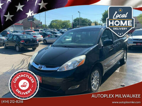 2009 Toyota Sienna for sale at Autoplex Milwaukee in Milwaukee WI