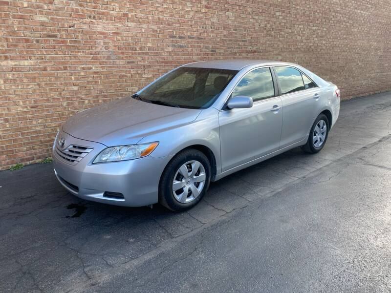 2009 Toyota Camry for sale at Kars Today in Addison IL