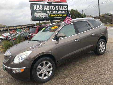 2008 Buick Enclave for sale at KBS Auto Sales in Cincinnati OH