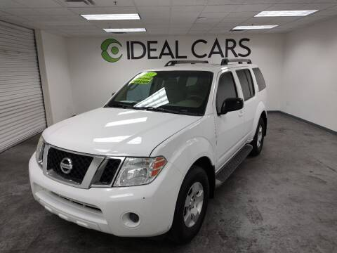 2011 Nissan Pathfinder for sale at Ideal Cars East Mesa in Mesa AZ