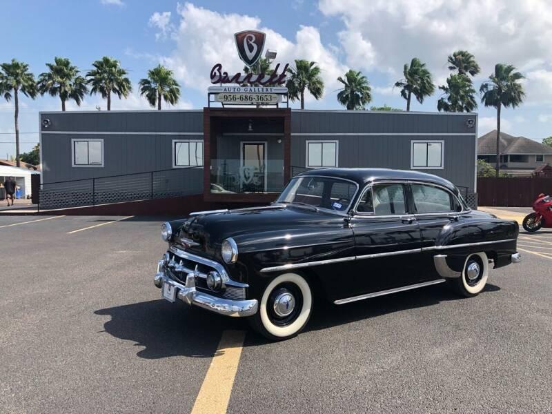 1953 Chevrolet 210 for sale at Barrett Auto Gallery in San Juan TX