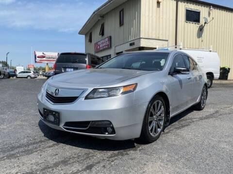 2014 Acura TL for sale at Premium Auto Collection in Chesapeake VA