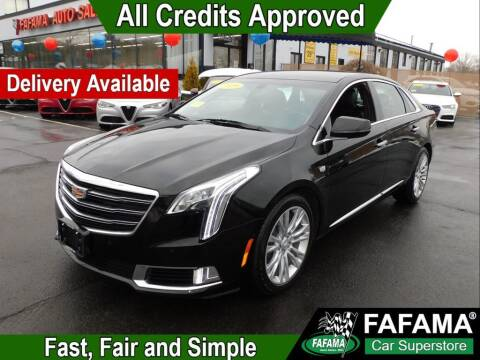 2019 Cadillac XTS for sale at FAFAMA AUTO SALES Inc in Milford MA