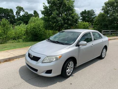 2009 Toyota Corolla for sale at Abe's Auto LLC in Lexington KY
