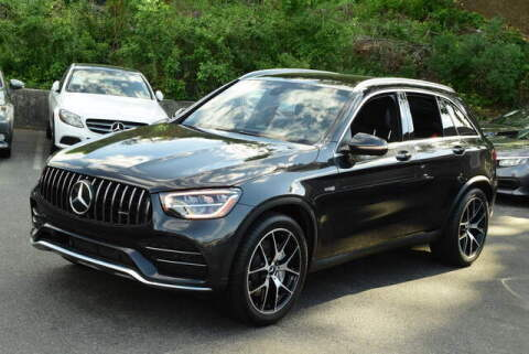 2020 Mercedes-Benz GLC for sale at Automall Collection in Peabody MA