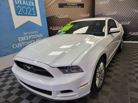 2014 Ford Mustang for sale at X Drive Auto Sales Inc. in Dearborn Heights MI