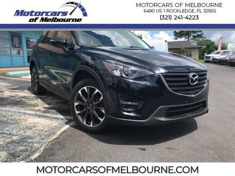 2016 Mazda CX-5 for sale at Motorcars of Melbourne in Rockledge FL