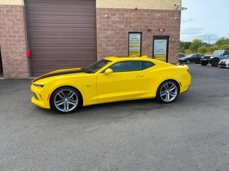 2017 Chevrolet Camaro for sale at CarNu  Sales in Warminster PA