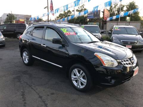 2012 Nissan Rogue for sale at Riverside Wholesalers 2 in Paterson NJ