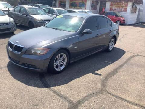 2008 BMW 3 Series for sale at ALMOST NEW AUTO RENTALS & SALES in Mesa AZ