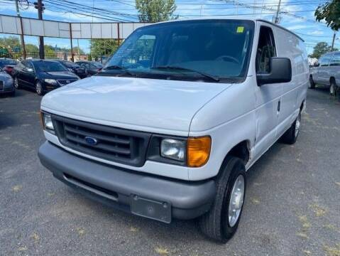 2007 Ford E-Series Cargo for sale at Auto Legend Inc in Linden NJ