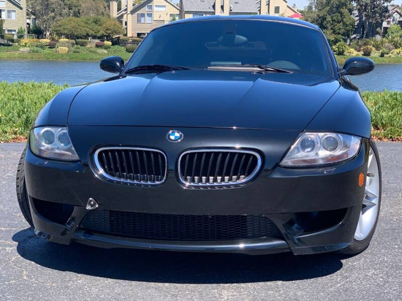 2007 BMW Z4 M for sale at Continental Car Sales in San Mateo CA