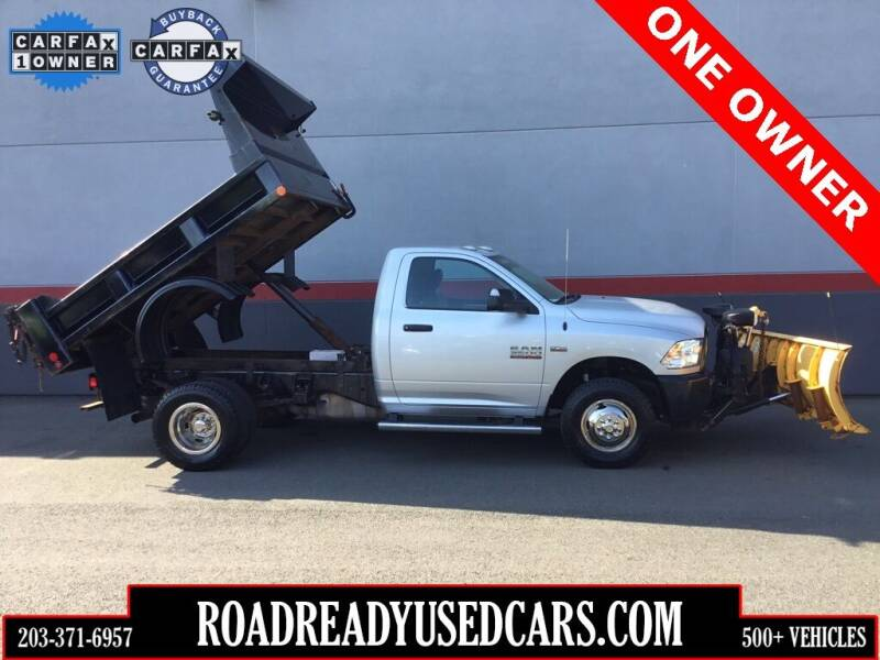 2016 RAM Ram Chassis 3500 for sale in Ansonia, CT