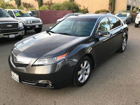2012 Acura TL for sale at C. H. Auto Sales in Citrus Heights CA