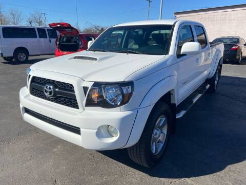 2011 Toyota Tacoma for sale at Kasterke Auto Mart Inc in Shawnee OK