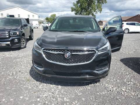 2020 Buick Enclave for sale at K & G Auto Sales Inc in Delta OH