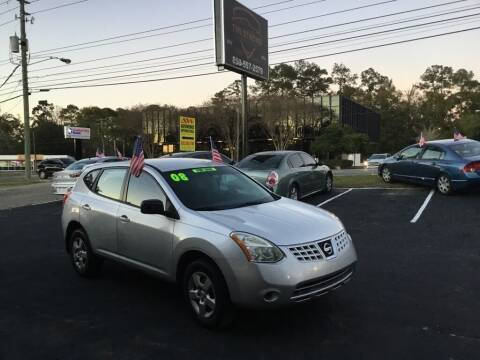2008 Nissan Rogue for sale at The Strong St. Moses Auto Sales LLC in Tallahassee FL