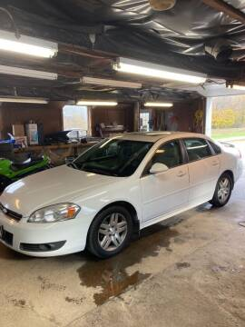 2011 Chevrolet Impala for sale at Lavictoire Auto Sales in West Rutland VT