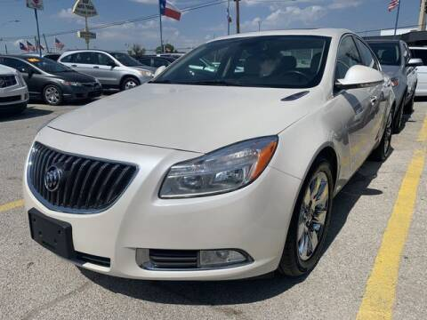 2013 Buick Regal for sale at The Kar Store in Arlington TX