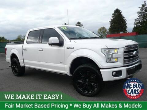 2017 Ford F-150 for sale at Shamrock Motors in East Windsor CT