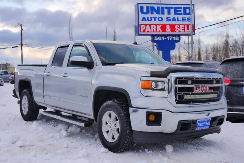 2014 GMC Sierra 1500 for sale at United Auto Sales in Anchorage AK